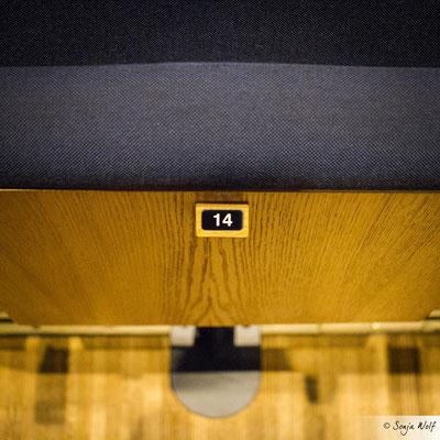 Sitzplatz 14