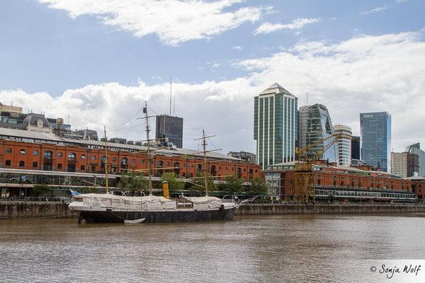 "Museumsschiff ""Corbeta Uruguay"""