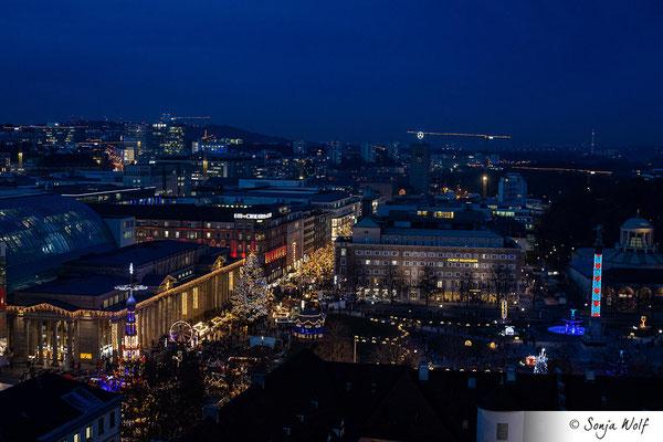 Woche 49 / Weihnachtliches Stuttgart