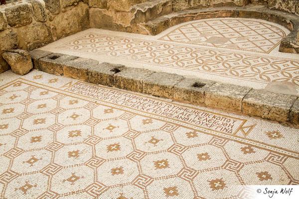 Antikes Mosaik