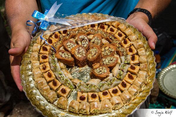 Arabische Köstlichkeiten