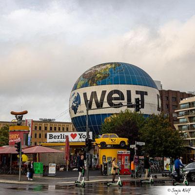 Weltballon