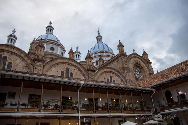 Neue Kathedrale Cuenca