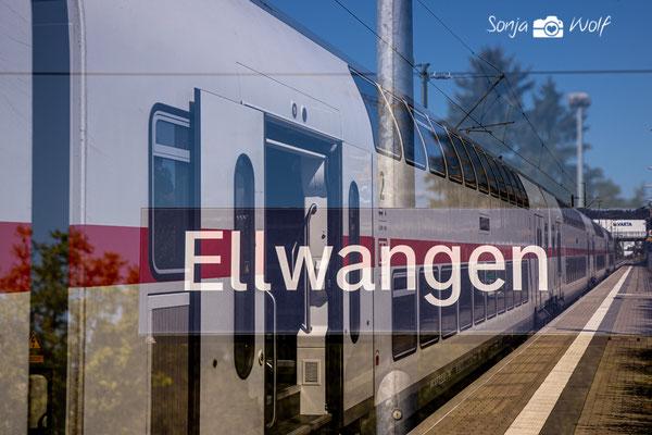 Bahnhof Ellwangen
