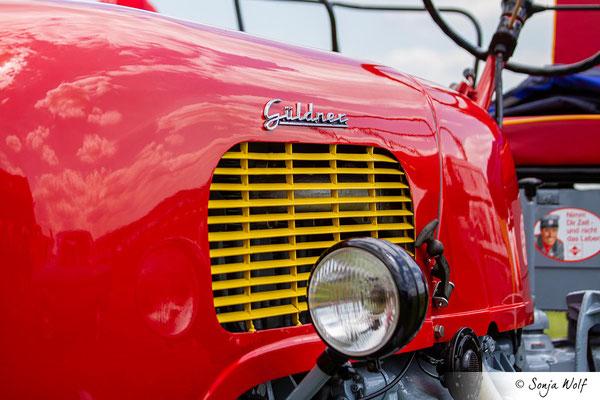 Güldner Traktor - Nimm Dir Zeit und nicht das Leben