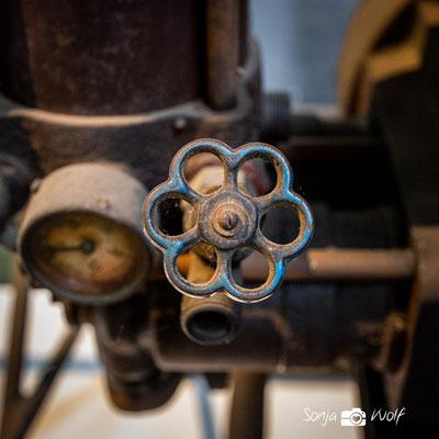 alte Geräte im Weinbaumuseum