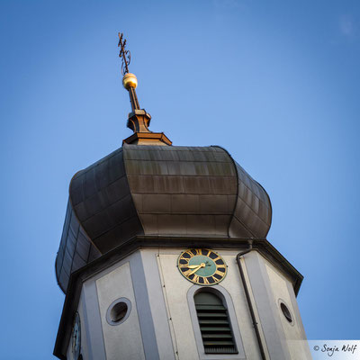 Kirchturm Inzigkofen