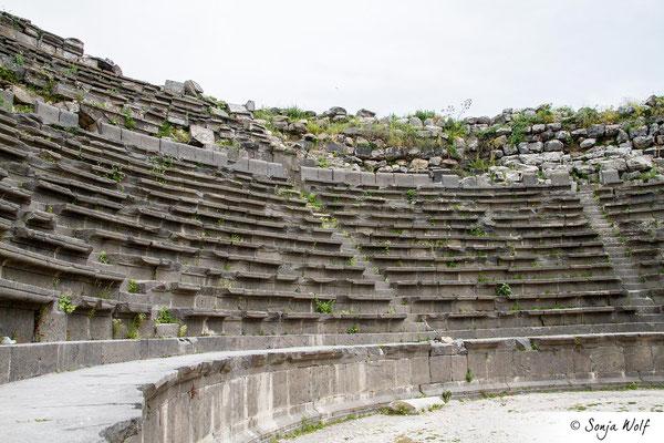 Westtheater für 3.000 Zuschauer