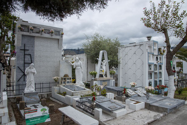 Friedhof Ambato