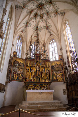 Chorraum der Klosterkirche
