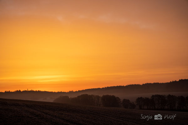 Woche 09 / Morgenrot