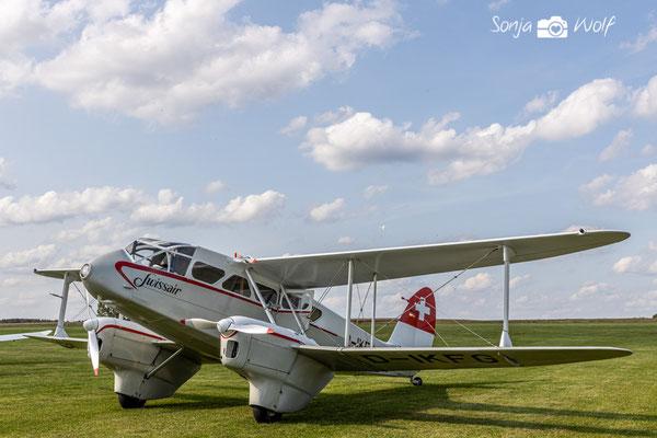 Swissair-Oldtimer