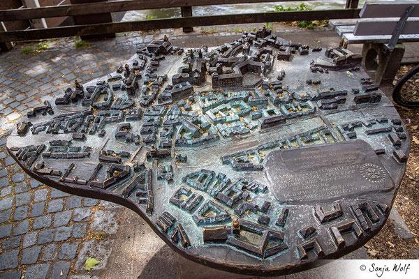 Stadtmodel von Bamberg
