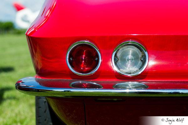 Corvette C2 Rücklichter