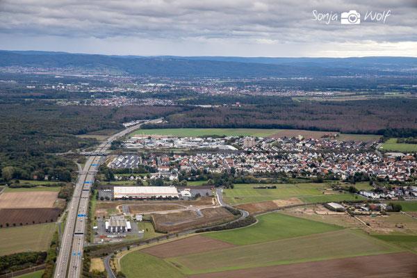 A3 und Rodgau-Weiskirchen