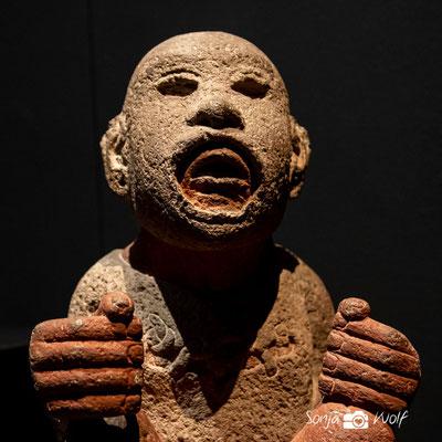 Figur des Gottes Xipe Totec