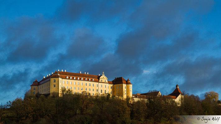Woche 49 / Schloss ob Ellwangen