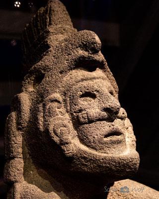 Figur des Gottes Xochipilli-Macuilxochitl