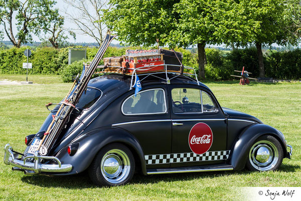 VW Käfer - Coca-Cola