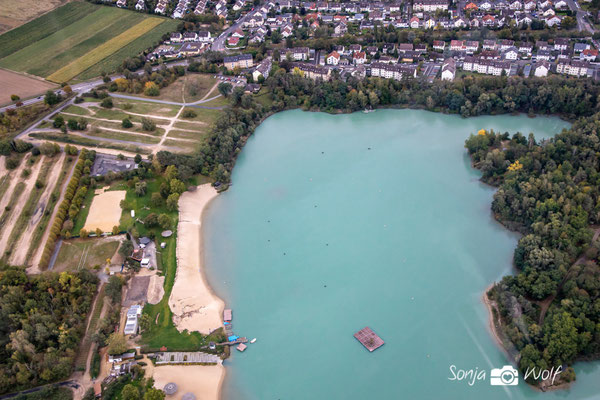 St.Tropez am Baggersee