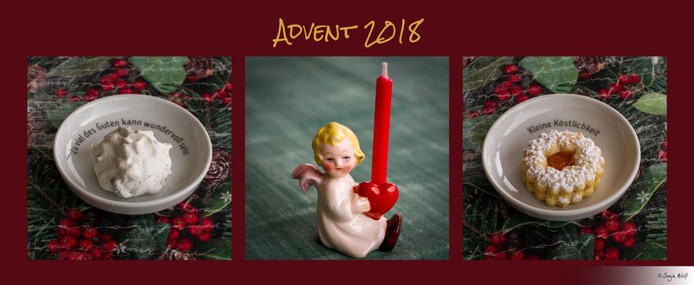 """Dezember 2018: """"Triptychon"""""""