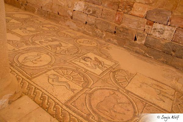 Byzantinische Kirche / Mosaik