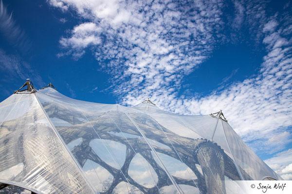 Bionischer Faserpavillon