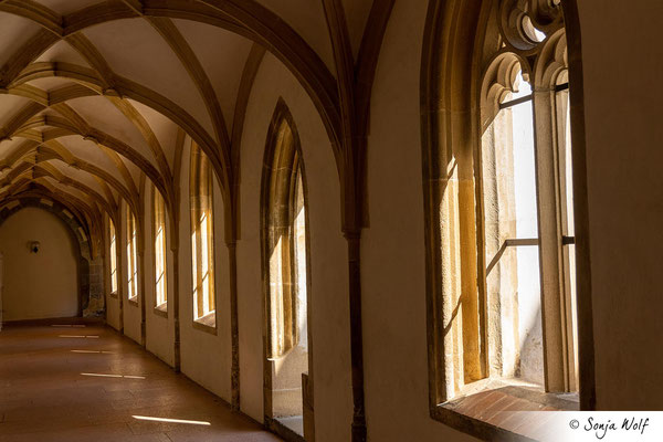 Kreuzgang Kloster Blaubeuren