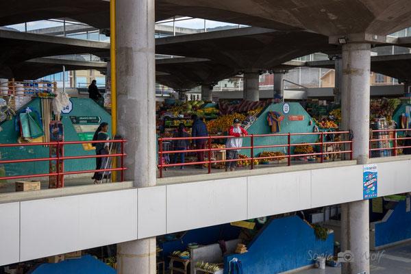 Markthalle Otavalo