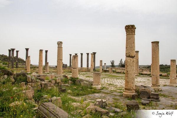 Säulen der Basilika