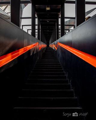 Treppe ins Ruhr Museum