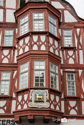 Fachwerkhaus am Kornmarkt