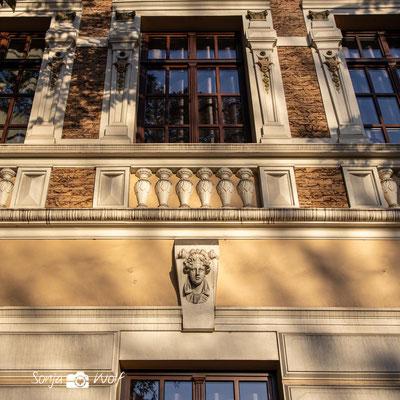 Fassade Duisburg-Ruhrort