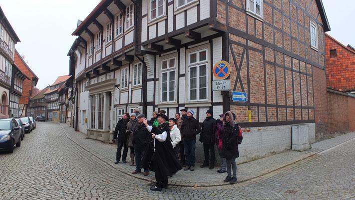 400 Häuser sind in Hornburg denkmalgeschützt