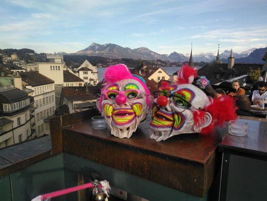 Fasnacht Luzern 2017 Manor