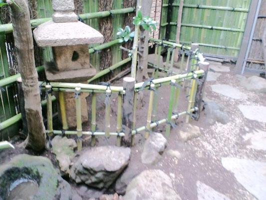 金閣寺風垣