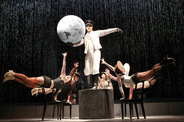 cabaret -theater pforzheim