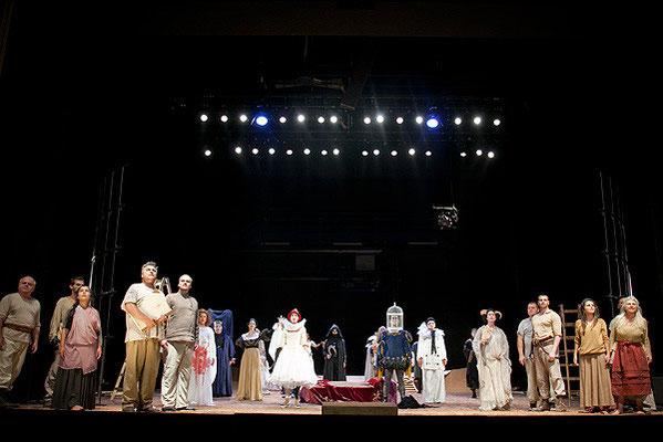 der mann von la manche -theater lübeck