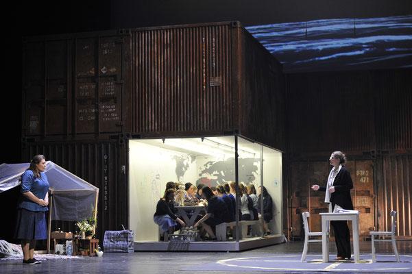 il prigioniero-suor angelica -theater Lübeck