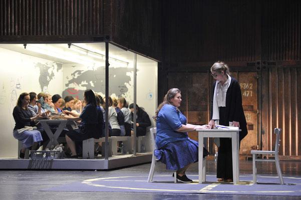 il prigioniero/suor angelica -theater lübeck