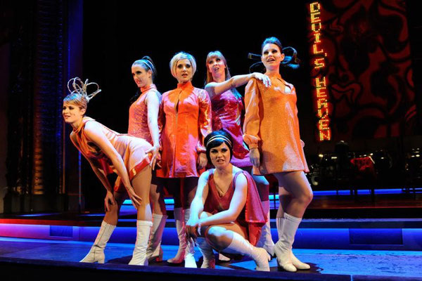sweet charity -theater bern