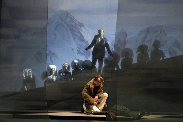 der zauberberg -theater lübeck