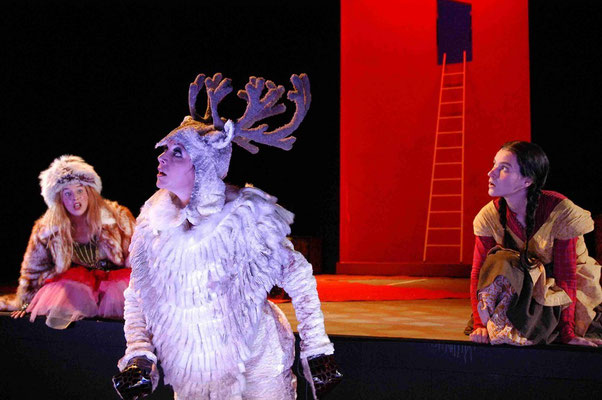 die schneekönigin -theater freiburg