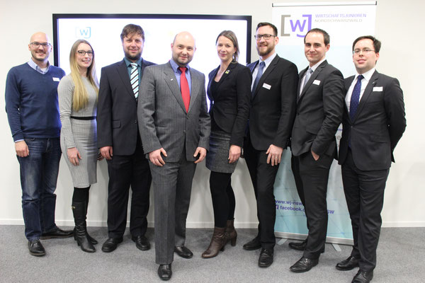 WJNSW Vorstand 2017
