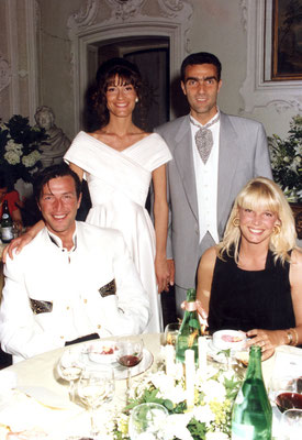 Matrimonio BEPPE BERGOMI