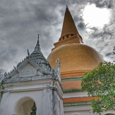 Green-Mango Bangkok Touren - Ausflug zum Drachentempel & Co