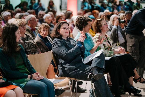 Eröffnung, Foto: Kulturprojekte