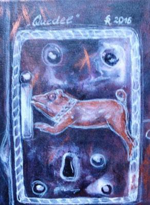 Quedel - Der kleine Schweinehund