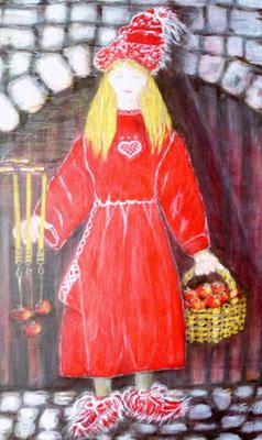 Das Mädchen mit den Bratäpfeln