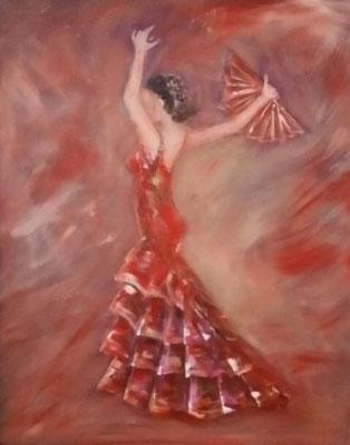 Feuer und Flamme für Flamenco